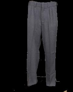 B8 - Pleated Combo Pants Heather Gray