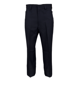 B9 - Plain Front Combo Pants Navy with Western Pockets