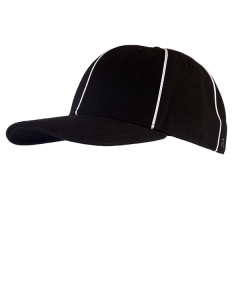 F36B - 'COOL DRY' FLEXFIT Officiating Hat Black