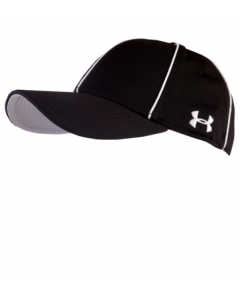 F36UAB - Black Under Armour Flex Fit Football Hat