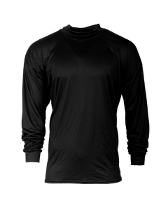 F67B - McDavid hDc Long Sleeve Mock Turtleneck Shirt
