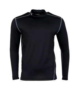 F69 - Under Armour Mock Turtleneck Compression Shirt