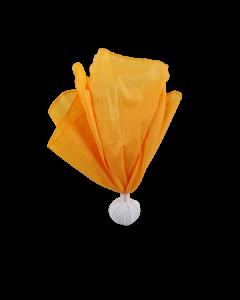 F71W - Nylon White Ball Center Penalty Flag (F71W)