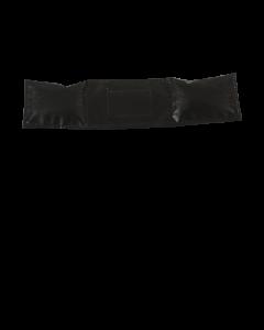 F72VAB - Black - Skinny Vinyl Bean Bag (F72VAB)