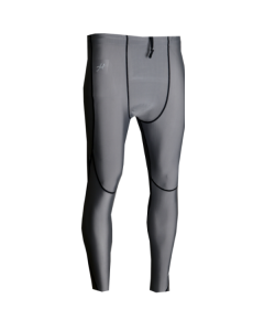 HA82 - Honig´s Compression Tights w/ Cup Pocket - Grey