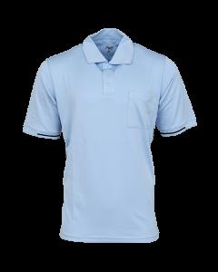 HMAJMLS-PB - Honig's Pro Style Umpire Shirt