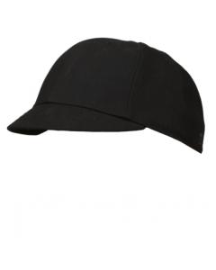 K01B-DBV-Black Fitted Plate Cap (K01B-DBV)
