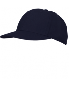 K02SN - Navy Fitted Base Hat - 6 Stitch
