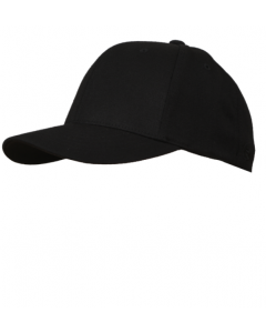 K12B - Black Flexfit Umpire Cap