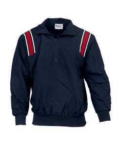 K17N - Honigs Major League Style Jacket Navy