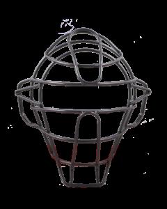 K4 - Honigs Pro Line Mask Frame