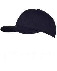 KPM2LN - Navy Pro Mesh Baseball Cap 8 Stitch
