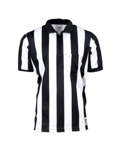 N14 - 2-Inch Stripe Prosoft Short Sleeve Football Shirt