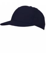 K02SN-DBV-Navy Fitted Base Hat-6 Stitch (K02SN-DBV)