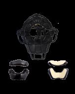 K96 - Single Bar Pro-Line Mask With Calf Skin / Vinyl Tutone Pads (K96)